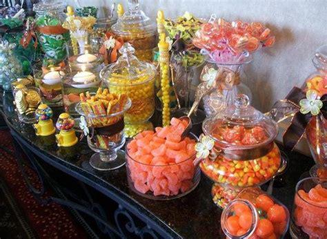 set  wedding candy buffet weddingelation