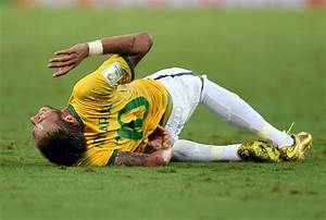 World Cup 2014: Neymar's Injury Dampens Brazil's Win Over ...