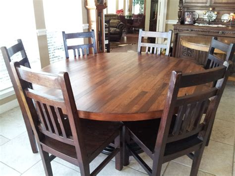 5 foot kitchen table made crafted 66 inch plank top dining table by b