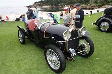 This car is no longer available. 61st Annual Pebble Beach Concours d'Elegance | Sir Wheelsy