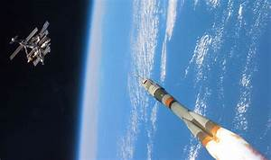 Russian rocket to reach International Space Station in ...