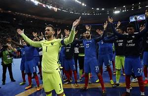 FIFA confirms eight top-seeded teams in World Cup 2018 ...
