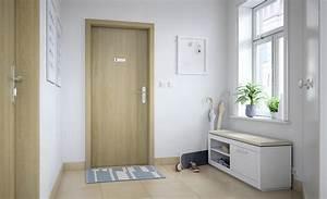 Vstupní dveře do bytu protihlukové