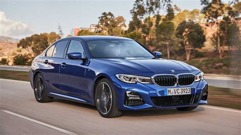Bmw 3 Series Sedan 2019 by 2019 Bmw 3 Series Drive Doing Everything To Its