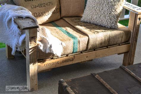 a cool pallet wood chair anyone can make in a of