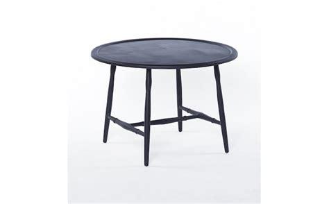 black metal patio coffee table 10 easy pieces round outdoor coffee tables gardenista