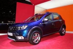 Dacia Sandero Automatique 2017 : dacia 39 s refreshed sandero sandero stepway and logan mcv join duster edc on set ~ Maxctalentgroup.com Avis de Voitures
