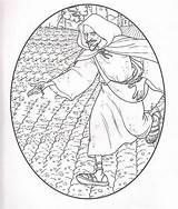 Weeds Coloring Bible Parables Tares Farmer Enemy Matthew Night Planting Pages Jesus Parable Illustrations Biblekids Eu Nt Crafts Gospels Vineyard sketch template