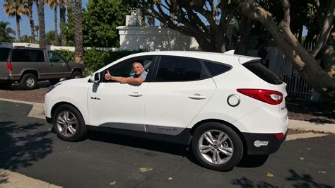 hyundai tucson fuel cell early drivers discuss