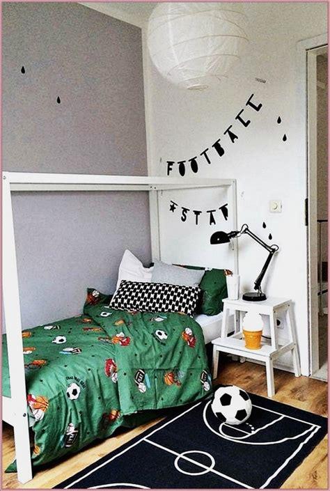 Kinderzimmer Ideen Jungs Fussball by Kinderzimmer Fu 223 Ideen