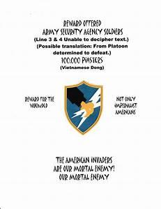 Marine Corps Intelligence Asa Reward Poster Army Security Agency Veterans Net