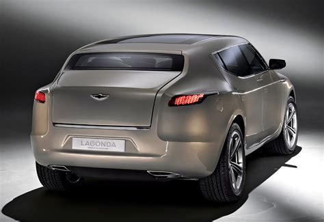 2009 Aston Martin Lagonda Concept - specifications, photo ...