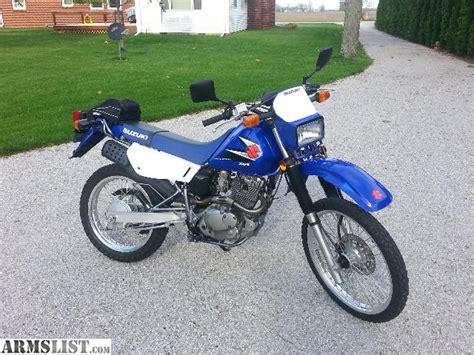 Suzuki Dr 200 For Sale armslist for sale dr 200 se suzuki