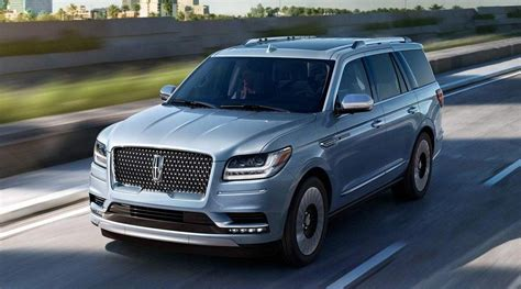 2018 Lincoln Navigator From Black Sheep To Flagship