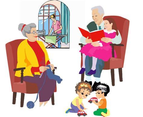 esl family members writing