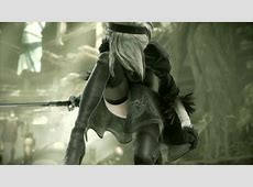 A2 and 9S Revealed for NieR Automata – SQUARE PORTAL