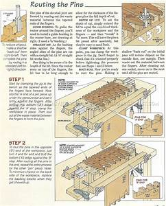Dovetail Jig Plans • WoodArchivist