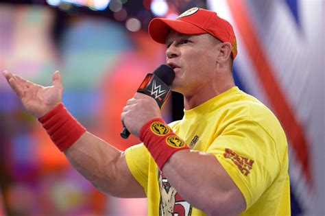 John Cena's Broken Nose and the Pro Wrestler's 'The Show ...
