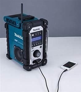 Dab Radio Baustelle : makita dmr105 baustellenradio dab vorgestellt bei ~ Jslefanu.com Haus und Dekorationen