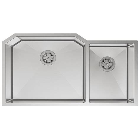 Kohler Strive Bar Sink by Kohler Strive Stainless Steel Two Bowl Kitchen Sink 5282 Na