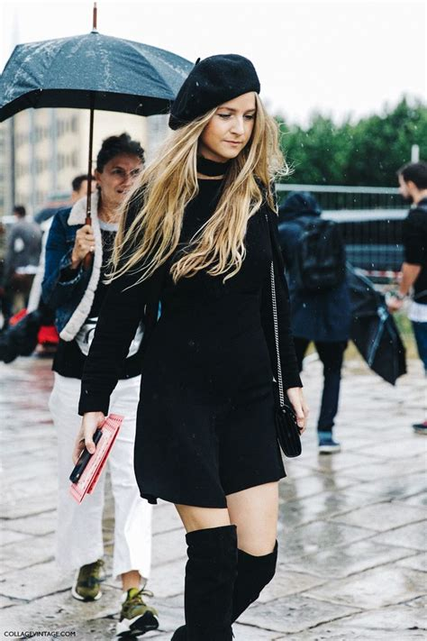25+ best Beret Outfit ideas on Pinterest | Parisienne chic French fashion and French chic looks