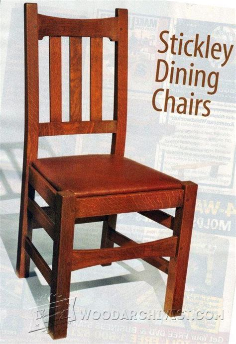 stickley rocking chair plans the world s catalog of ideas