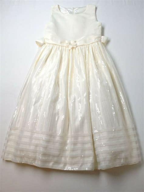 girl cinderella brand  white easter holiday dress  ebay