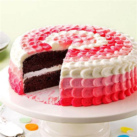 Buttercream Decorating Icing Recipe - cake with buttercream decorating frosting recipe taste
