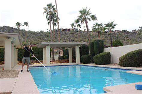 az pool cleaning llc glendale az 85308 angies list