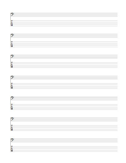 Tom kolb music theory [guitar. Guitar Tablature Paper Pdf - talolawolfe168.blogspot.com