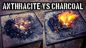 Anthracite Coal Vs Charcoal  Alternative Fuel Series