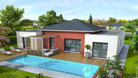 plan villa moderne gratuit plan de maison moderne mah 233 plan maison gratuit