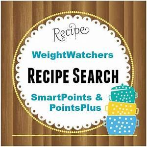 Smartpoints Weight Watchers Berechnen : weight watchers recipe search smartpoints pointsplus ~ Themetempest.com Abrechnung