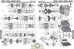 Toyota Corolla Automatic Transmission Service Manual