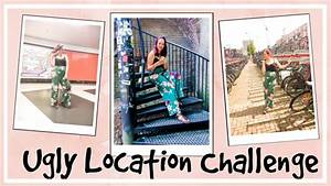 Ugly location photoshoot challenge - Irina Touw