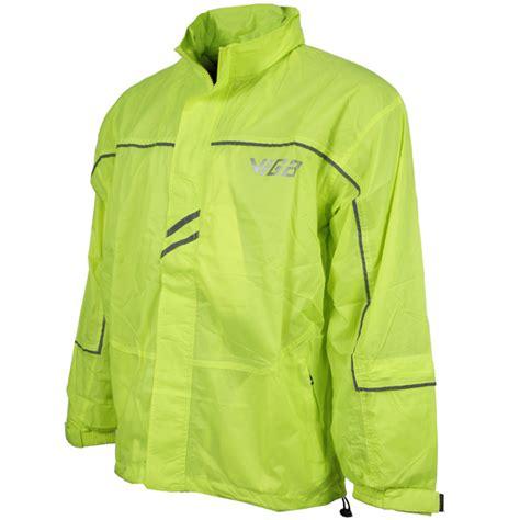 mens fluorescent cycling jacket viga cyclone mens fluorescent waterproof running cycling