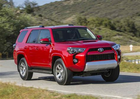2014 Toyota 4runner Mpg 2014 toyota 4runner review specs mpg towing capacity
