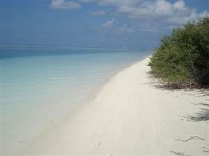 Panoramio - Photo of Perfect sandy beach on desert island