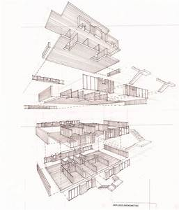 Exploded Axonometric Drawings Can Be Useful And Very Informative  But Are Not As Clear To The