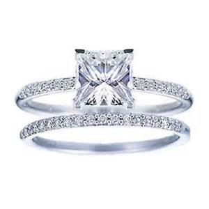 princes cut engagement rings 25 best ideas about princess cut engagement rings on princess cut wedding rings