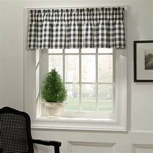 Black And White Valance Black White Pinterest The