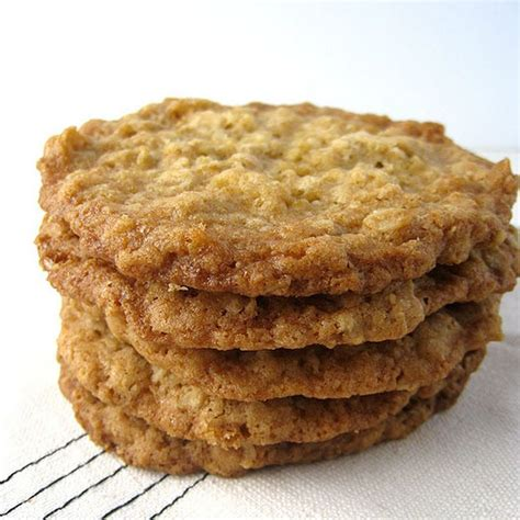 Jan 29, 2020 · this simple recipe for thick and chewy gluten free oatmeal cookies is crispy around the edges, soft and chewy the rest of the way through. Oatmeal Cookies   Recipe in 2020   Sugar free cookies, Sugar free oatmeal, Sugar free cookie recipes