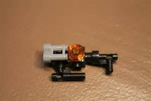 How to Make LEGO Minifigure Guns