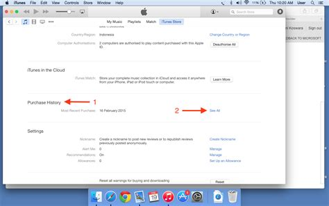 how to view app purchased how to view purchase history app and itunes