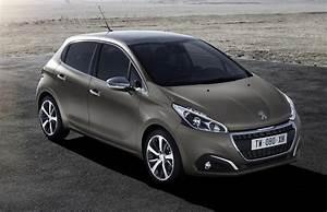 Peugeot 208 Signature : peugeot apresenta facelift do 208 na europa modelo chega em 2016 aqui auto esporte not cias ~ Medecine-chirurgie-esthetiques.com Avis de Voitures