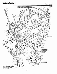 Page 4 Of Simplicity Lawn Mower 6500 Series User Guide