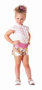 Conjunto de short y camisa para niña paraisobebe com ropa, bebé, verano, primavera, infantil
