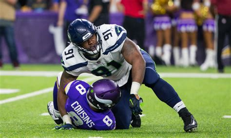 report seahawks  release defensive tackle tom johnson