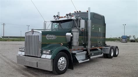 new kenworth w900l for sale 1999 kenworth w900l stocknum ety028 nebraska kansas iowa
