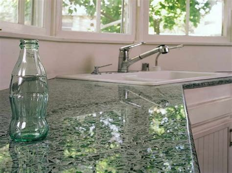 recycled glass countertops lowes best home design 2018